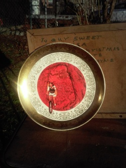 zoey's journey plate